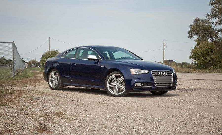 2013 Audi S5 3.0T Manual
