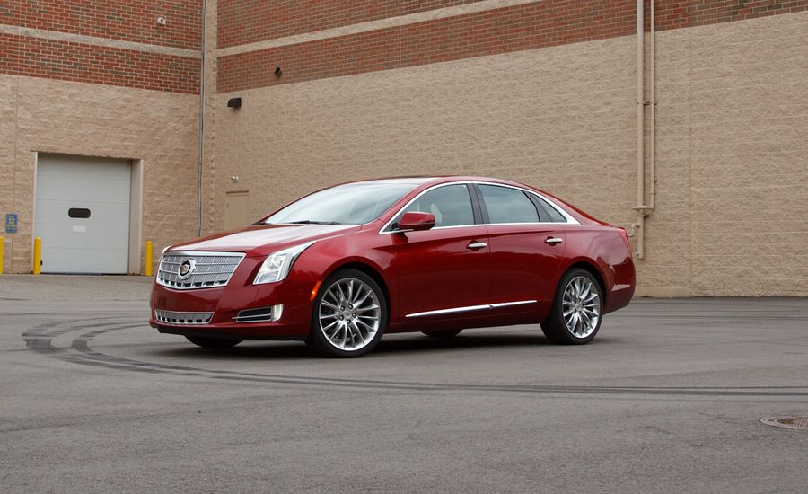2013 Cadillac Xts Awd Platinum Test Review Car And Driver