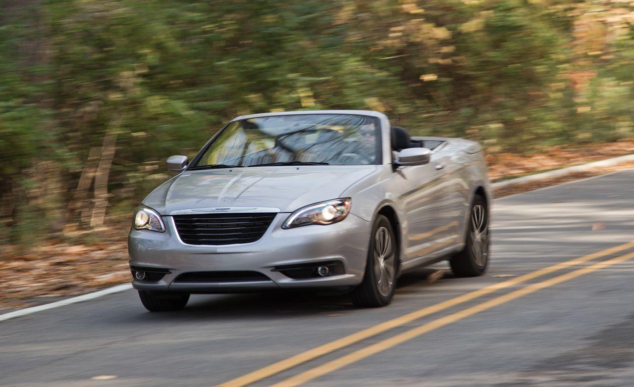 2013 Chrysler 200 Convertible V-6