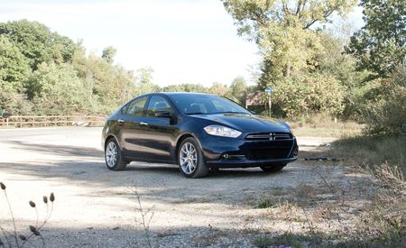 2013 Dodge Dart Limited 1.4T DDCT