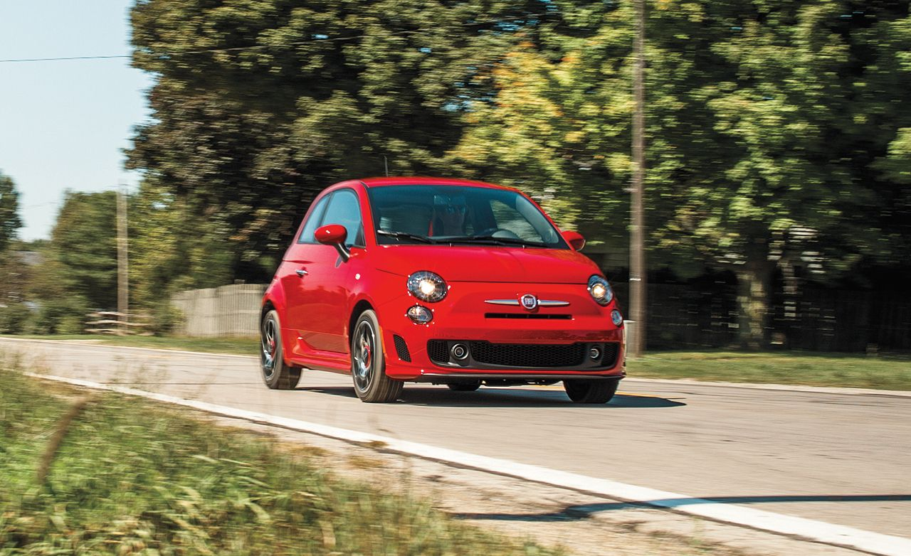 Fiat 500 turbo review