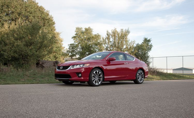 2013 Honda Accord Coupe V-6 Manual