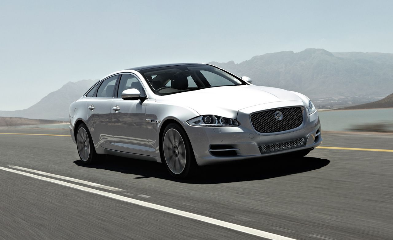 Marvelous 2013 Jaguar XJ 3.0 V6