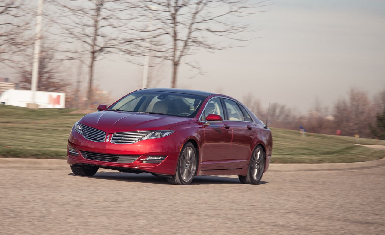 2013 Lincoln Mkz Test Review Car And Driver