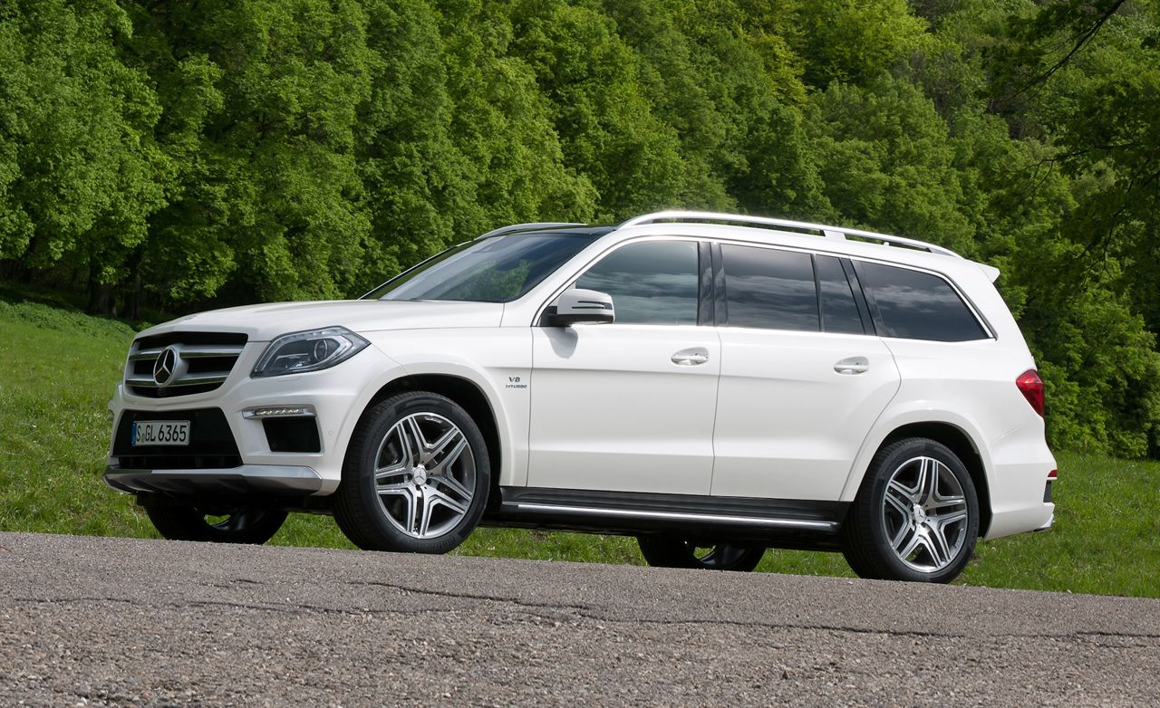 2013 Mercedes-Benz GL63 AMG Test | Review | Car and Driver