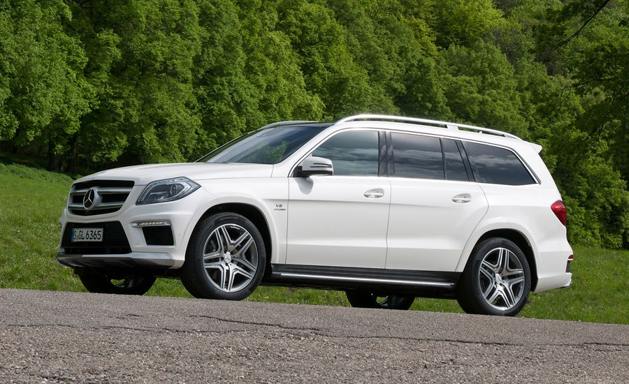2013 mercedes benz gl63 amg test review car and driver