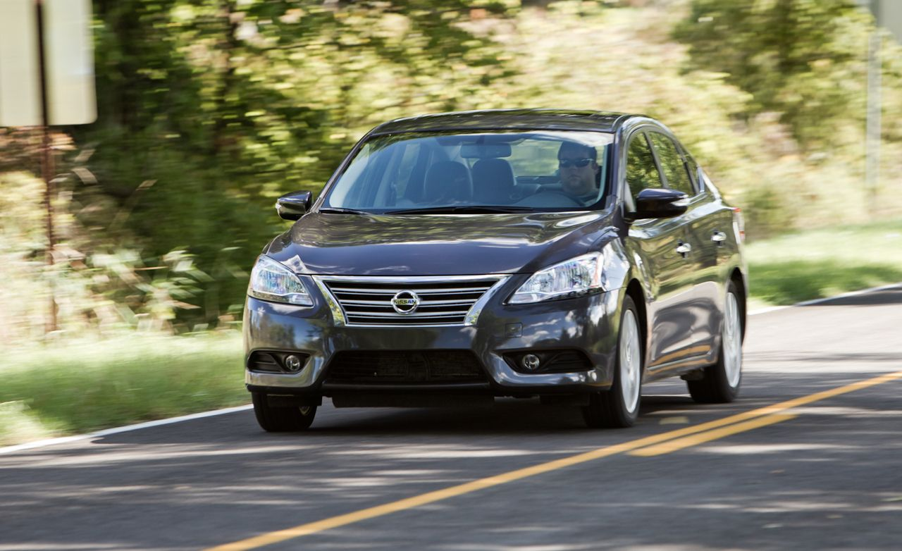 Nissan sentra 2013 reviews