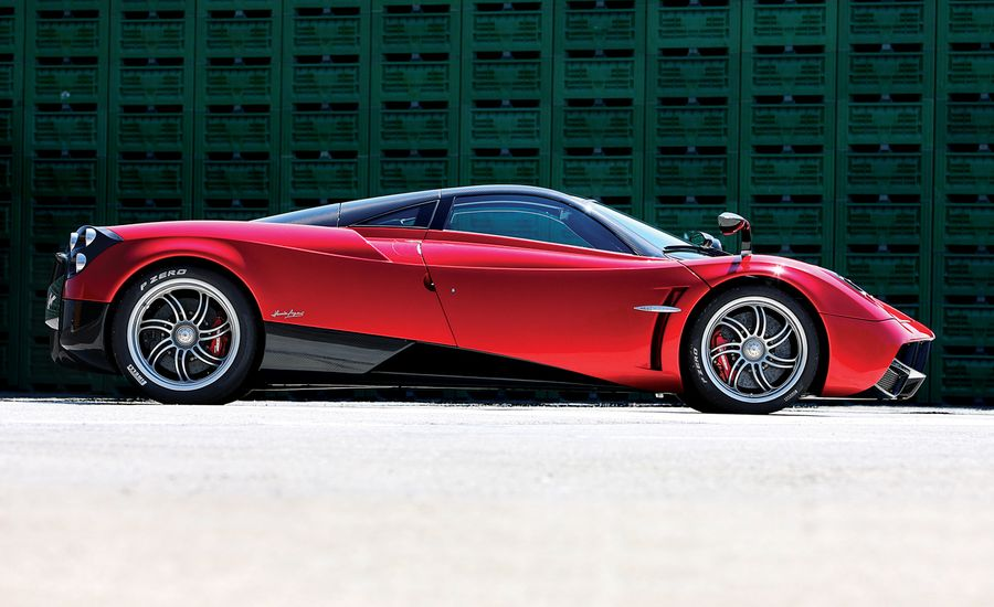 2013 Pagani Huayra First Drive | Review | Car and Driver