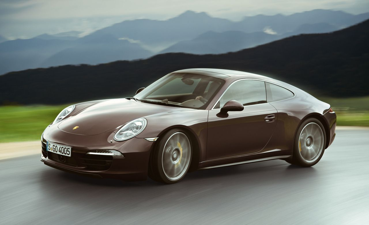 2013 porsche 911 carrera review