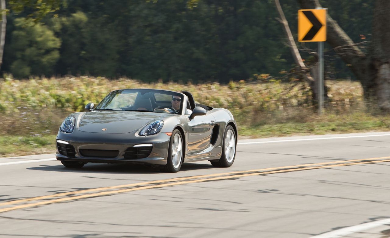 2013 porsche boxster manual test review car and driver rh caranddriver com 2013 Porsche Boxster Owner's Manual 2013 Porsche Boxster Owner's Manual