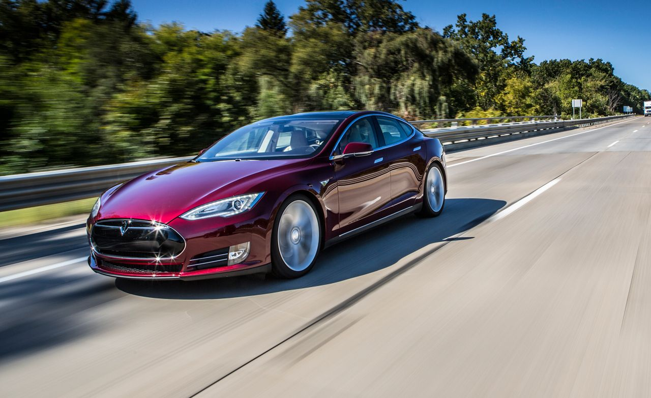 2013 Tesla Model S Test  Review  Car and Driver