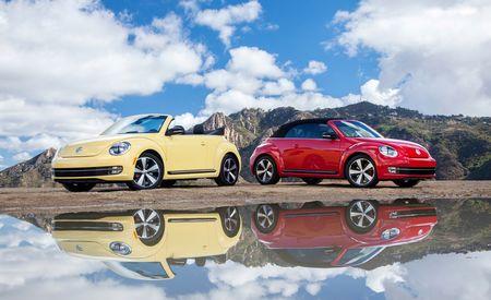 2013 Volkswagen Beetle Convertible 2.5 / TDI Diesel / Turbo