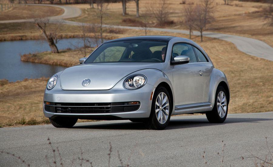 2013 Volkswagen Beetle TDI Diesel