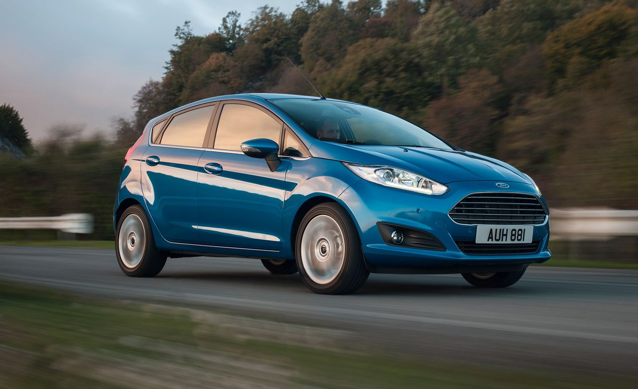 2014 ford fiesta 1 0l ecoboost driven review car and driver