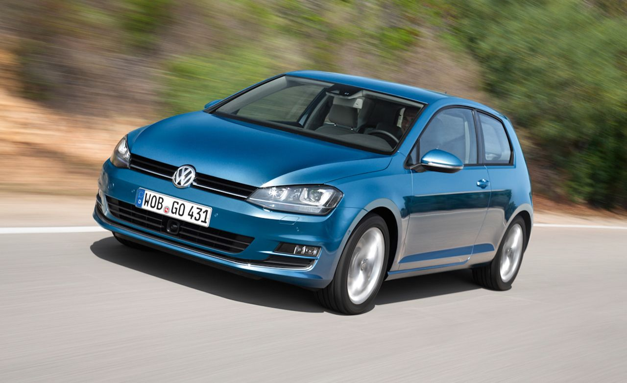 2015 Volkswagen Golf First Drive  Review  Car and Driver