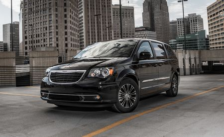 2013 Chrysler Town & Country S: For When the Family Wants to Play Secret Service