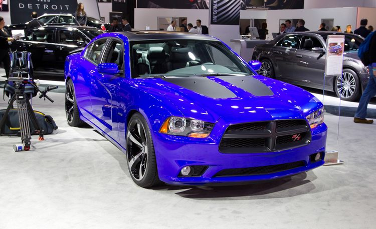 2013 Dodge Charger Daytona: Limited to 2500, Packs 5.7L Hemi and Stripes
