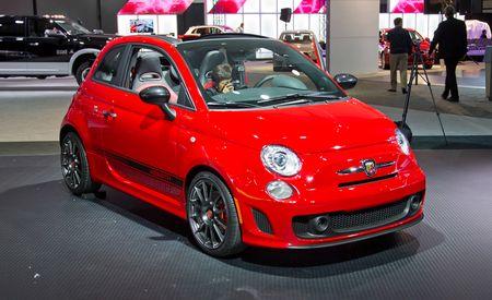 2013 Fiat 500C Abarth Photos and Info