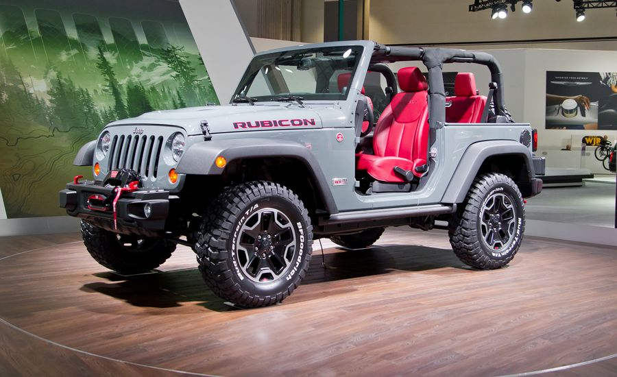 2013 jeep wrangler rubicon 10th anniversary edition debuts at l a auto show news car and driver. Black Bedroom Furniture Sets. Home Design Ideas