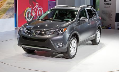 2013 Toyota RAV4: Modern Gearbox, No V-6, and Funky Looks