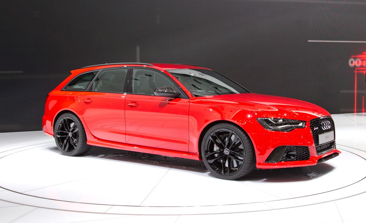 2014 Audi RS6 Avant Photos and Info | News | Car and Driver