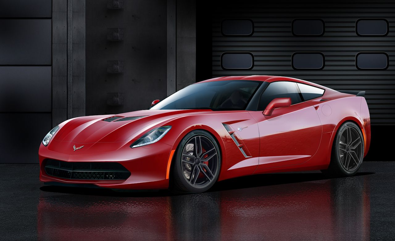 2014 Chevrolet Corvette Rendered, Detailed – News – Car ...