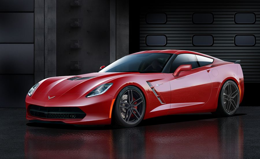 Our Latest 2014 Chevrolet Corvette Renderings: The Anticipation Is Killing Us
