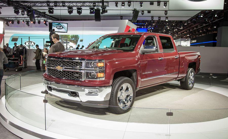 2014 Chevrolet Silverado 1500: All-New from Stem to Stern