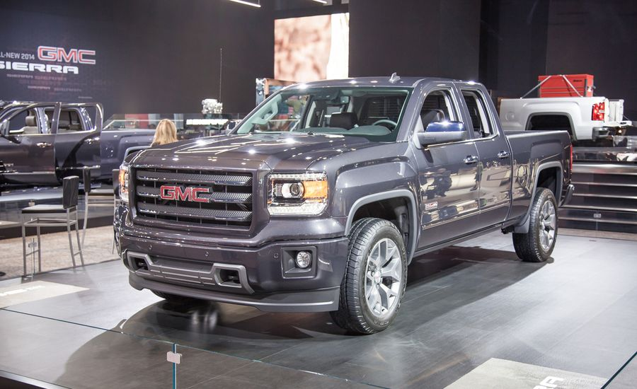 2014 GMC Sierra 1500: New Styling, Fresh Engines