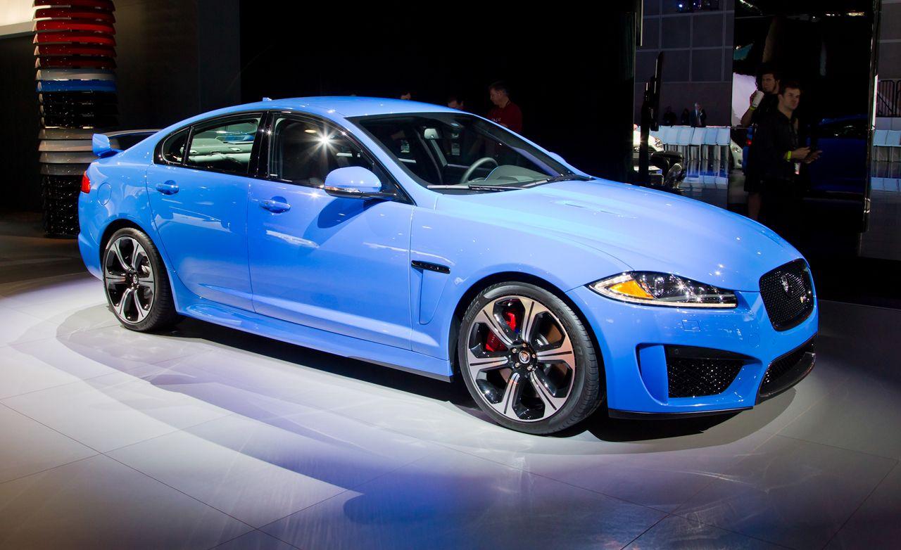 2014 Jaguar XFR S