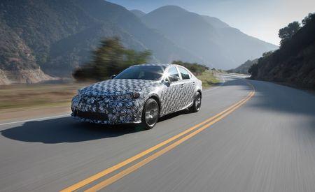 2014 Lexus IS Sedan
