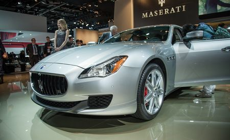 2014 Maserati Quattroporte Revealed, Will Debut in Detroit