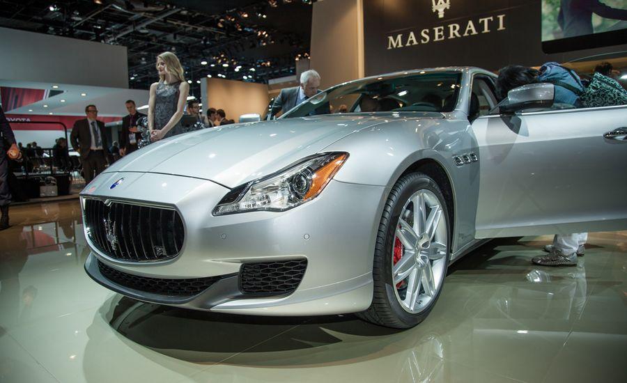 2014 Maserati Quattroporte Revealed, Will Debut in Detroit