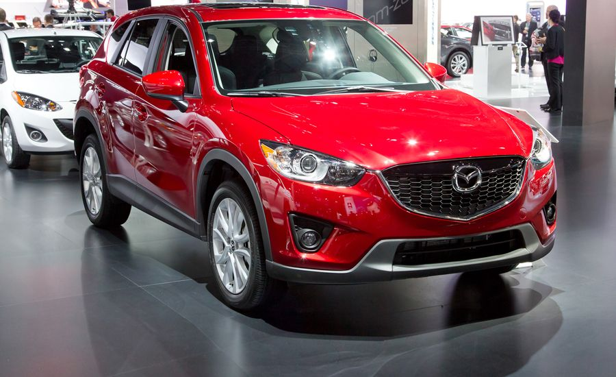 2014 mazda cx 5 photos and info news car and driver. Black Bedroom Furniture Sets. Home Design Ideas