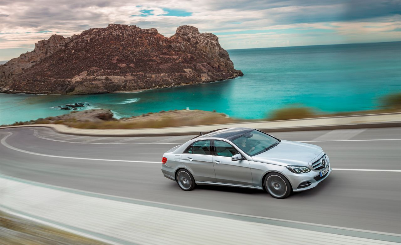 2014 Mercedes-Benz E-class: Loads More Gadgets, Cleaner Styling