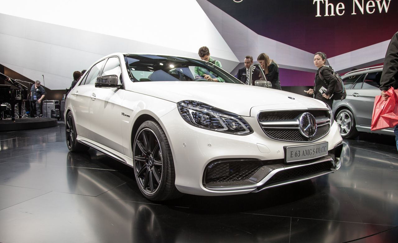 2014 Mercedes-Benz CLS63 AMG Photos and Info | News | Car and Driver