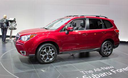 2014 Subaru Forester Photos and Info