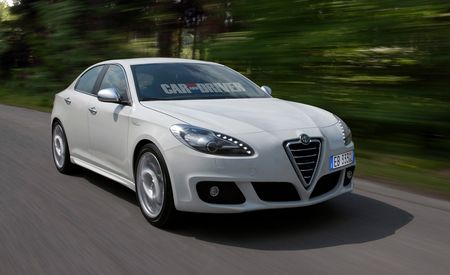 Heading West: Alfa Romeo's Product Plan for the U.S. (For Now, Anyway)
