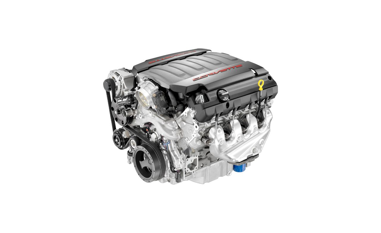 Gen V Small-Block V-8: Specs and Details on the C7 Engine ...