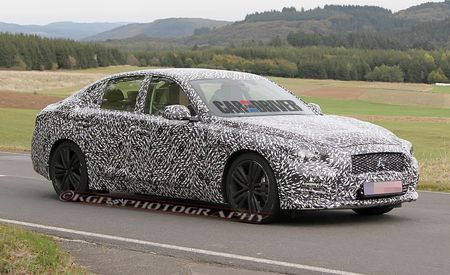 2014 Infiniti G Spy Photos