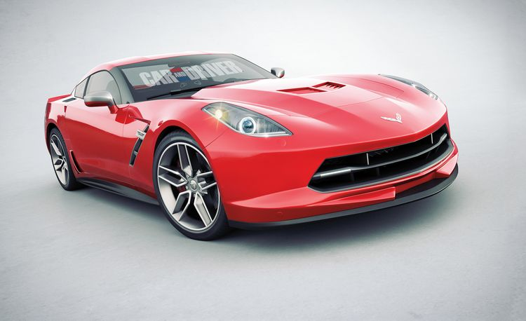 2014 C7 Corvette, Declassified! All the Details on Chevy's Halo Car