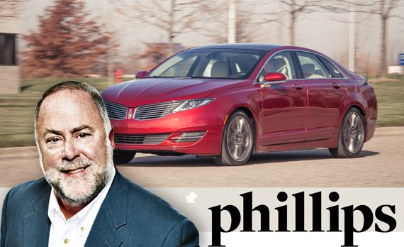 John Phillips: Discussing Lincoln with Ford Marketing Chief Jim Farley