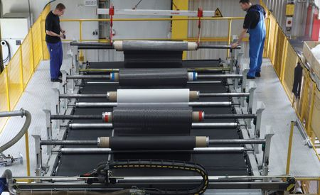 Knitting a Little Magic: How Carbon Fiber Is Finally Getting Cheaper