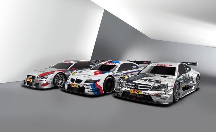 NASAUTO: Germany's DTM Racing Series Goes Spec