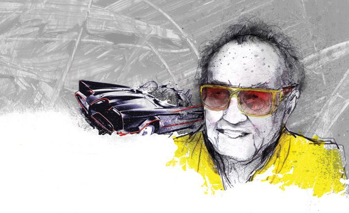 What I'd Do Differently: George Barris