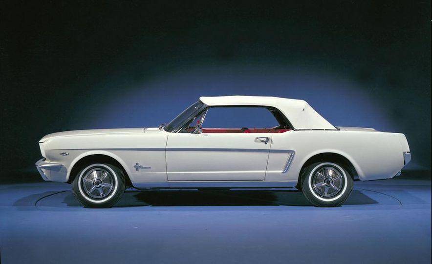 2015 Ford Mustang (artist's rendering) - Slide 165