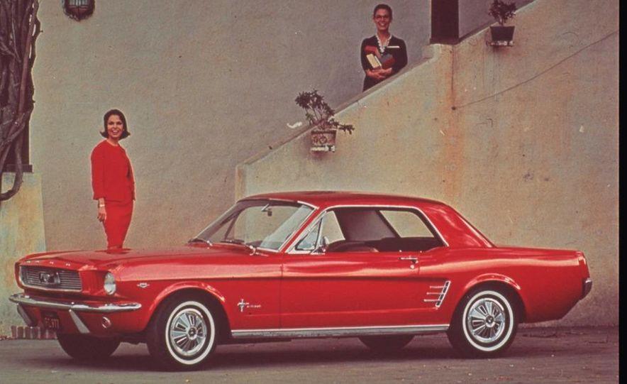 2015 Ford Mustang (artist's rendering) - Slide 162