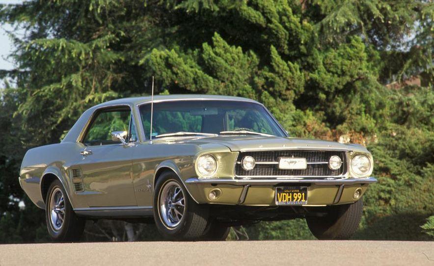 2015 Ford Mustang (artist's rendering) - Slide 161
