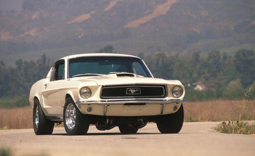 2015 Ford Mustang (artist's rendering) - Slide 156