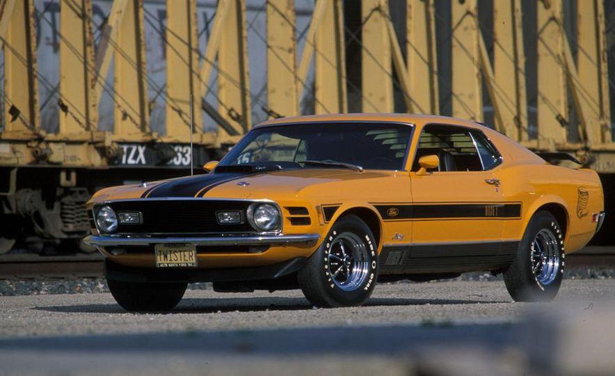 2015 Ford Mustang (artist's rendering) - Slide 149